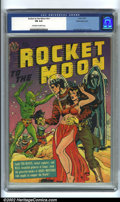 Golden Age (1938-1955):Science Fiction, Rocket to the Moon #nn White Mountain pedigree (Avon, 1951).Featuring a Joe Orlando cover and interior art, this Avon one-s...