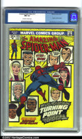 Bronze Age (1970-1979):Superhero, The Amazing Spider-Man #121 (Marvel, 1973). The death of Gwen Stacywas one of the pivotal moments in Spider-Man history, an...