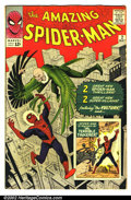 """Silver Age (1956-1969):Superhero, The Amazing Spider-Man #2-#50 Group Lot (Marvel, 1964-1967). An""""amazing"""" lot of vintage Spider-Man, a complete run of #... (Total:48 Item)"""