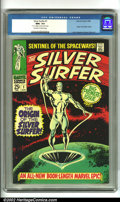 Silver Age (1956-1969):Superhero, The Silver Surfer #1 (Marvel, 1968). One of the coolest booksMarvel put out in the late 1960s! After making his debut in ...