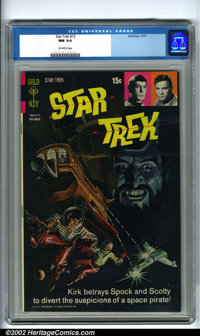 Star Trek #12 High-Grade Group Lot (Gold Key, 1971). Group lot of five high-grade copies of this early Star Trek issue...