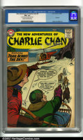 Silver Age (1956-1969):Mystery, The New Adventures of Charlie Chan #6 (DC, 1959). The scarce, lastDC issue of this esoteric title. This is a solid copy wi...