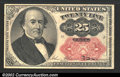 Fractional Currency:Fifth Issue, Fifth Issue 25¢, Fr-1309, XF-AU. ...