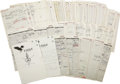 Explorers:Space Exploration, Buzz Aldrin Day Runner Looseleaf Datebook, 1990-1994...