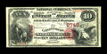 National Bank Notes:Kentucky, Catlettsburg, KY - $10 1875 Fr. 420 The Catlettsburg NB Ch. # 2740....