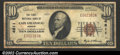 National Bank Notes:Missouri, Cape Girardeau, MO - $10 1929 Ty. 1 First NB Ch. # 4611...