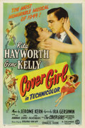 "Movie Posters:Comedy, Cover Girl (Columbia, 1944). One Sheet (27"" X 41"") Style B...."