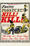 "Movie Posters:Adult, Faster, Pussycat! Kill! Kill! (Eve Productions, 1965). One Sheet(27"" X 41"")...."