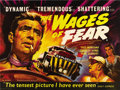 "Movie Posters:Thriller, Wages of Fear (DCA, 1955). British Quad (30"" X 40"")...."