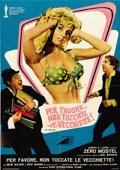 "Movie Posters:Comedy, The Producers (Euro International, 1967). German Poster (26.5"" X37"")...."
