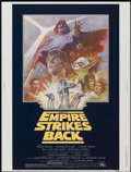 """Movie Posters:Science Fiction, The Empire Strikes Back (20th Century Fox, R-1981). Poster (30"""" X40""""). Science Fiction...."""