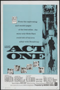 "Movie Posters:Drama, Act One (Warner Brothers, 1964). One Sheet (27"" X 41""). Drama...."