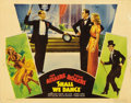 "Movie Posters:Musical, Shall We Dance (RKO, 1937). Lobby Cards (2) (11"" X 14"").... (Total:2 Item)"
