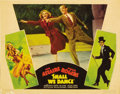 "Movie Posters:Musical, Shall We Dance (RKO, 1937). Lobby Card (11"" X 14"")...."