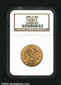 Liberty Eagles: , 1886-S $10 MS62 NGC. Mintage: 826,000. ...