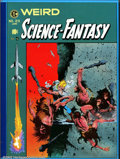 Golden Age (1938-1955):Science Fiction, The Complete EC Library: WEIRD SCIENCE FANTASY/INCREDIBLE SCIENCEFICTION Condition: VF; very minor overall wear. Published ...