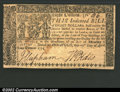 Colonial Notes:Maryland, April 10, 1774, $8, Maryland, MD-70, XF-AU. ...