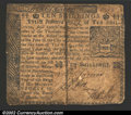 Colonial Notes:Pennsylvania, March 10, 1769, 10s, Pennsylvania, PA-143, Fine. Once split ver...