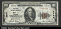 National Bank Notes:Montana, Butte, MT- $100 1929 Ty. 1 The First NB Ch. # 2566V...