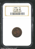 Proof Indian Cents: , 1898 1C PR 66 Red and Brown NGC. Mintage: 1,795. ...