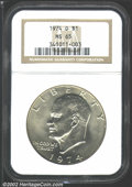 Eisenhower Dollars: , 1974-D $1 MS65 NGC. Mintage: 45,517,000. The latest Coin World...