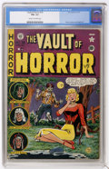 Golden Age (1938-1955):Horror, Vault of Horror #19 (EC, 1951) CGC FN+ 6.5 Cream to off-white pages....