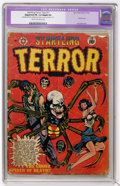 Golden Age (1938-1955):Horror, Startling Terror Tales #11 (Star Publications, 1952) CGC ApparentFR 1.0 Cream to off-white pages....