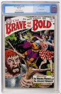 Silver Age (1956-1969):Adventure, The Brave and the Bold #22 (DC, 1959) CGC FN 6.0 Cream to off-white pages....