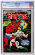 Silver Age (1956-1969):Horror, Showcase #61 The Spectre (DC, 1966) CGC VF 8.0 Cream to off-whitepages....