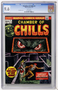 Bronze Age (1970-1979):Horror, Chamber of Chills #9 (Marvel, 1974) CGC NM+ 9.6 White pages....