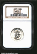Washington Quarters: , 1937-S 25C MS67 NGC. This is an exceptionally high qualit...