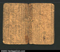 Colonial Notes:Delaware, Delaware June 1, 1759 15s Fine. This note was printed by Be...