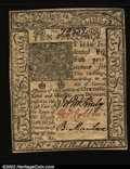 Colonial Notes:Delaware, Delaware January 1, 1776 10s Very Choice New. A well signed...