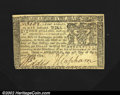 Colonial Notes:Maryland, Maryland April 10, 1774 $4 Choice New. The back design is o...