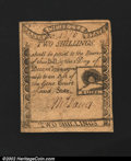 Colonial Notes:Massachusetts, Massachusetts 1779 2s Extremely Fine. This Rising Sun note ...