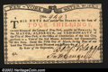 Colonial Notes:New York, New York March 7, 1776 4s Very Choice New. A perfect Gem bu...