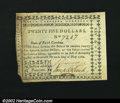 Colonial Notes:North Carolina, North Carolina May 10, 1780 $25. A difficult note to grade,...