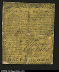 Colonial Notes:Pennsylvania, Pennsylvania March 10, 1769 2s6d Good. The note had previou...