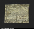 Colonial Notes:Virginia, Virginia July 14, 1780 $100 About New. Far more important t...