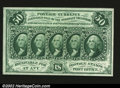 Fractional Currency:First Issue, Fr. 1312 50¢ First Issue Superb Gem New. A hugely margined,...