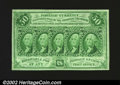 Fractional Currency:First Issue, Fr. 1312 50c First Issue Superb Gem New. An absolutely gorg...