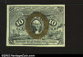 Fractional Currency:Second Issue, Fr. 1245 10¢ Second Issue Gem New. Broadly margined, beauti...