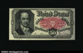 Fractional Currency:Fifth Issue, Fr. 1381 50¢ Fifth Issue Gem New. A well margined, very att...