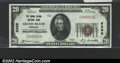National Bank Notes:Nebraska, Grand Island, NE - $20 1929 Ty. 1 The Grand Island NB C...