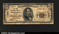 National Bank Notes:New York, Woodridge, NY - $5 1929 Ty. 1 The First NB Ch. # 11059...