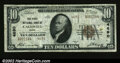 National Bank Notes:Idaho, Caldwell, ID - $10 1929 Ty. 2 The First NB Ch. # 4690