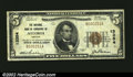 National Bank Notes:Oregon, Astoria, OR - $5 1929 Ty. 1 The NB of Commerce Ch. # 13...