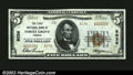 National Bank Notes:Oregon, Forest Grove, OR - $5 1929 Ty. 2 The First NB Ch. # 803...