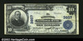 National Bank Notes:Oregon, McMinnville, OR - $10 1902 Plain Back Fr. 626 The McMinnv...