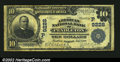 National Bank Notes:Oregon, Pendleton, OR - $10 1902 Plain Back Fr. 626 The American ...